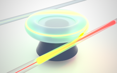 AMOLF develops a magnet-free optical circulator